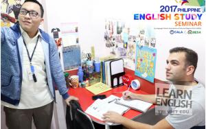 HỘI THẢO DU HỌC TIẾNG ANH TẠI PHILIPPINES ĐẦU TIÊN & LỚN NHẤT VIỆT NAM