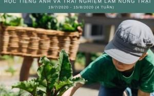 BẢO LỘC ENGLISH FARM 2020 - CÙNG TRẢI NGHIỆM TRẠI HÈ TIẾNG ANH TẠI BẢO LỘC