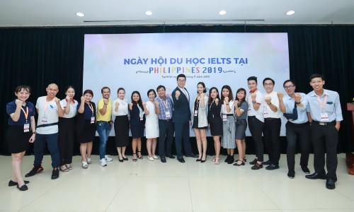NGÀY HỘI DU HỌC IELTS Ở PHILLIPINES 2019